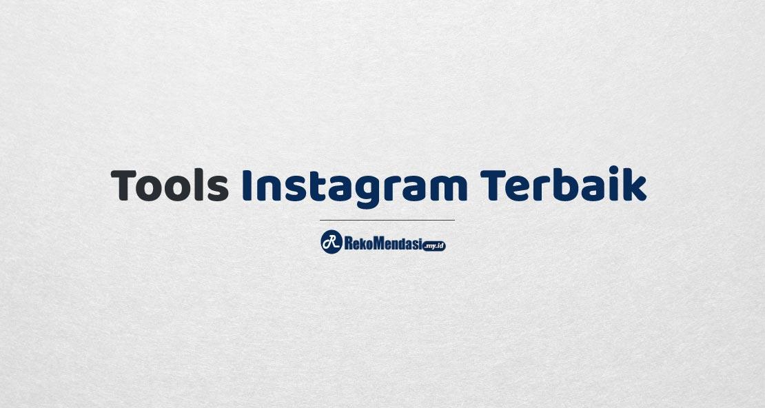 Tools Instagram Terbaik
