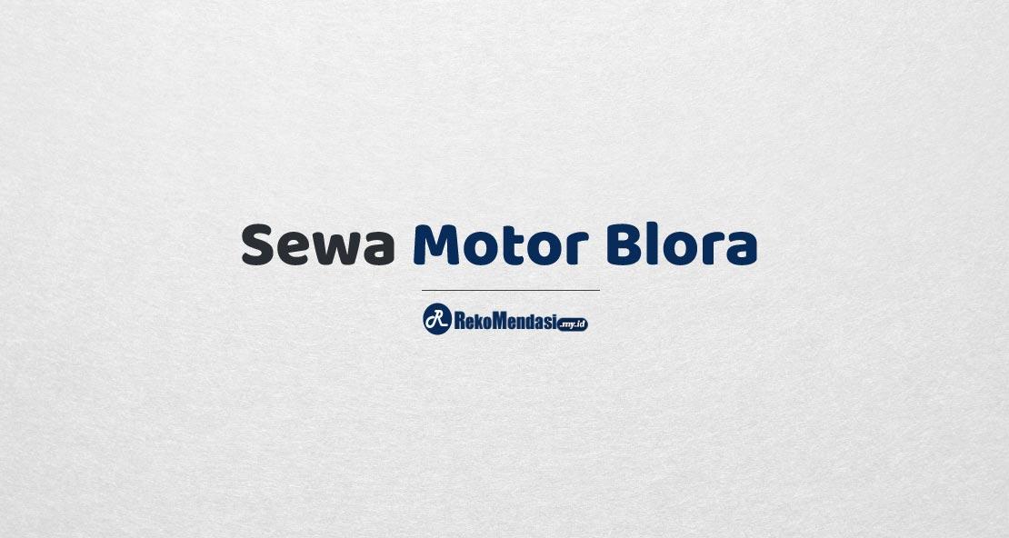 Sewa Motor Blora