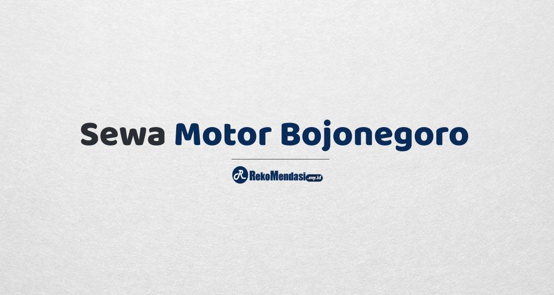 Sewa Motor Bojonegoro