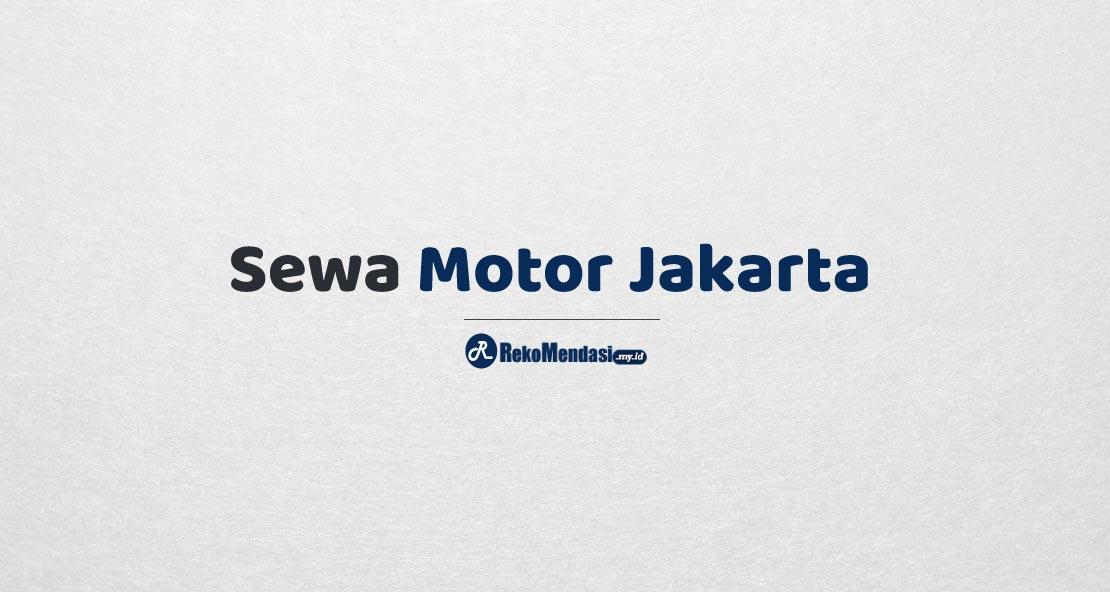 Sewa Motor Jakarta