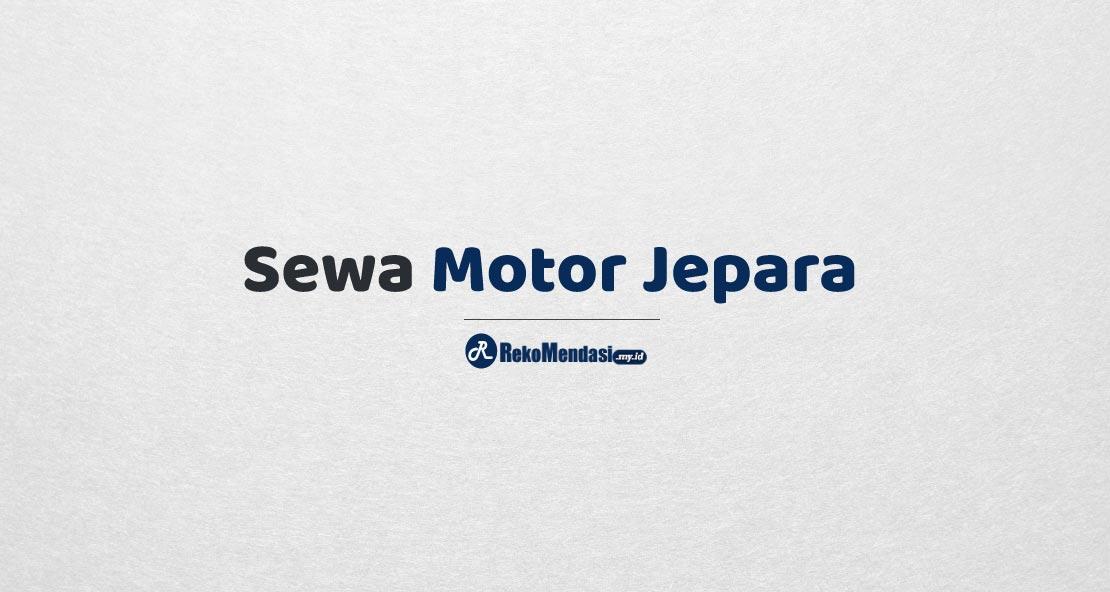 Sewa Motor Jepara