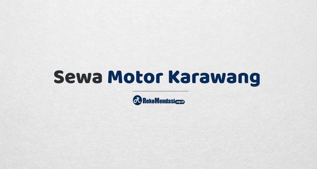 Sewa Motor Karawang