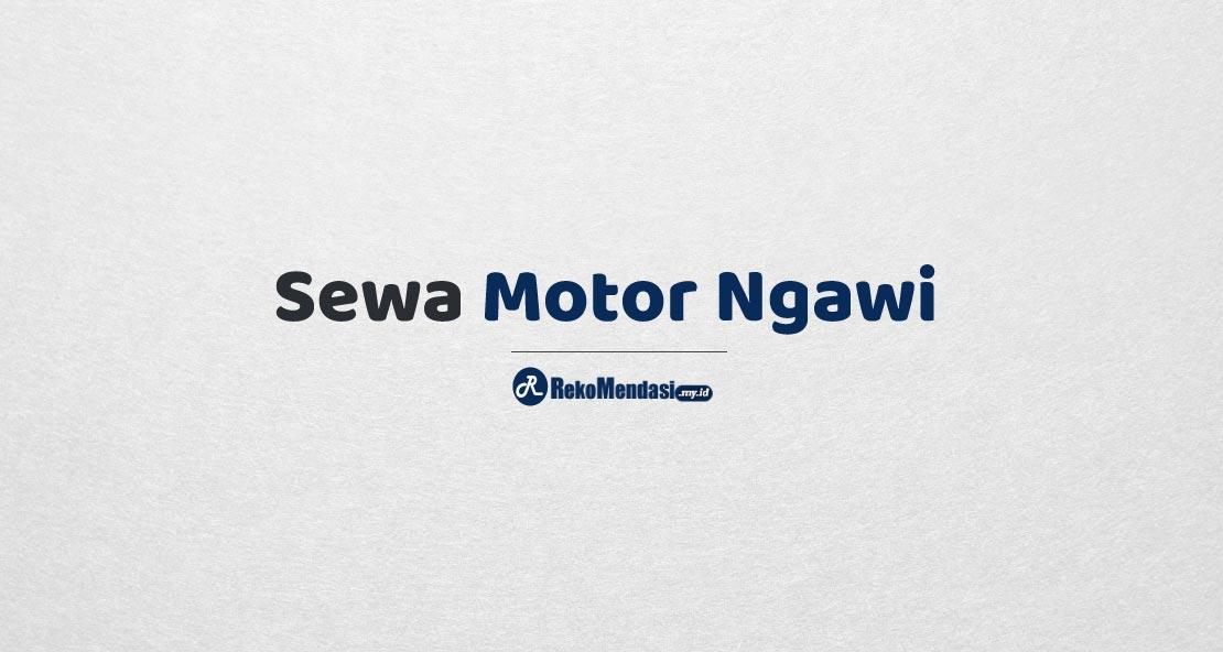 Sewa Motor Ngawi