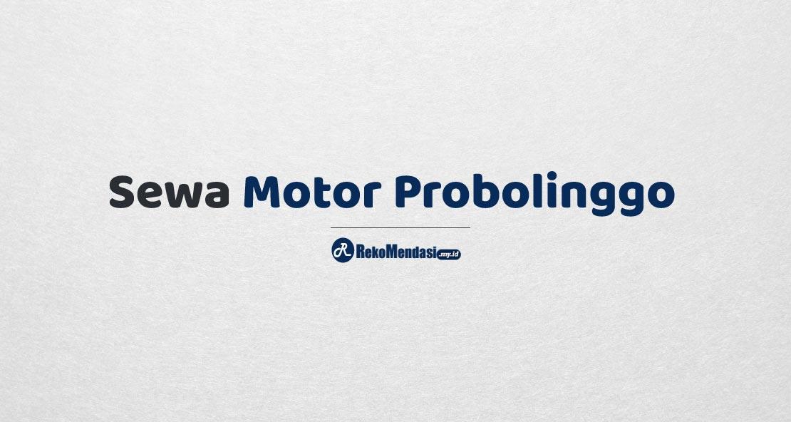 Sewa Motor Probolinggo
