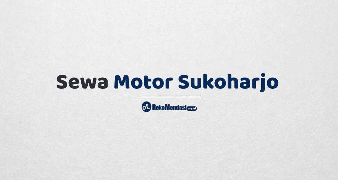 Sewa Motor Sukoharjo