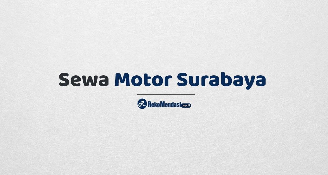 Sewa Motor Surabaya