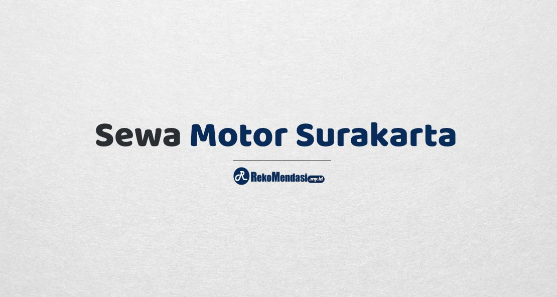 Sewa Motor Surakarta