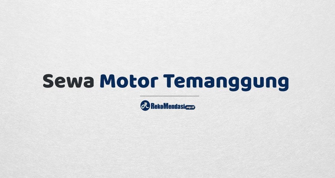 Sewa Motor Temanggung