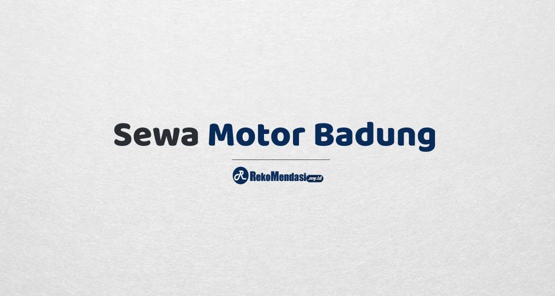 Sewa Motor Badung