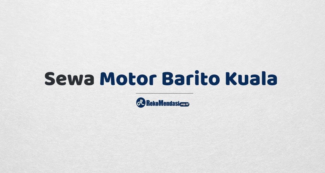 Sewa Motor Barito Kuala