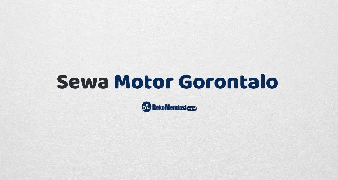 Sewa Motor Gorontalo