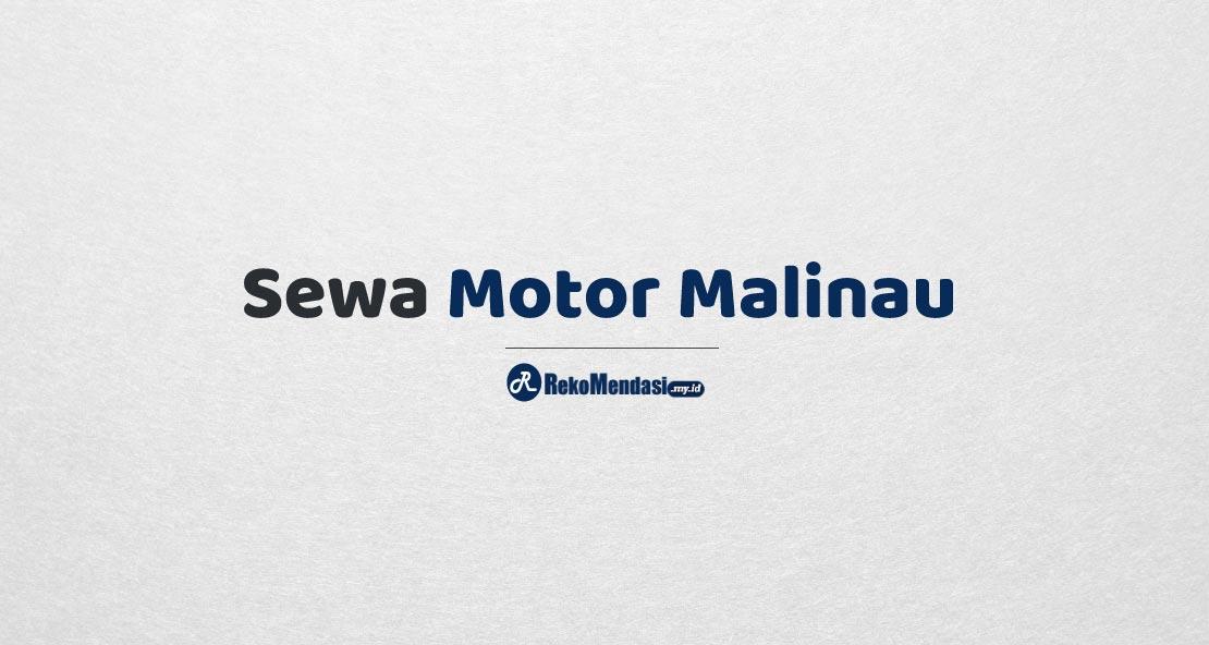 Sewa Motor Malinau