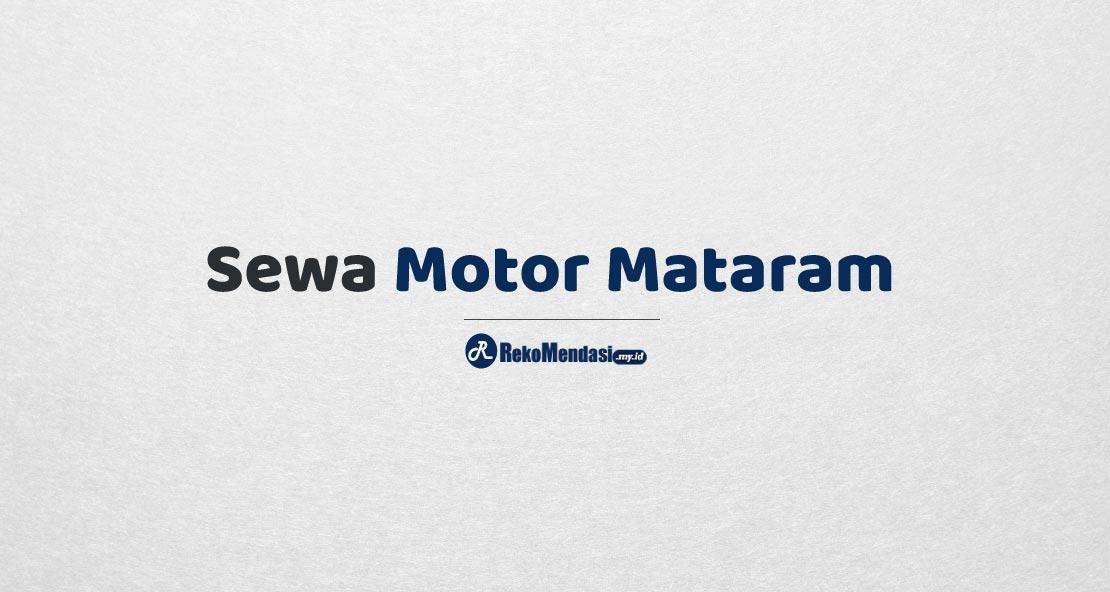 Sewa Motor Mataram