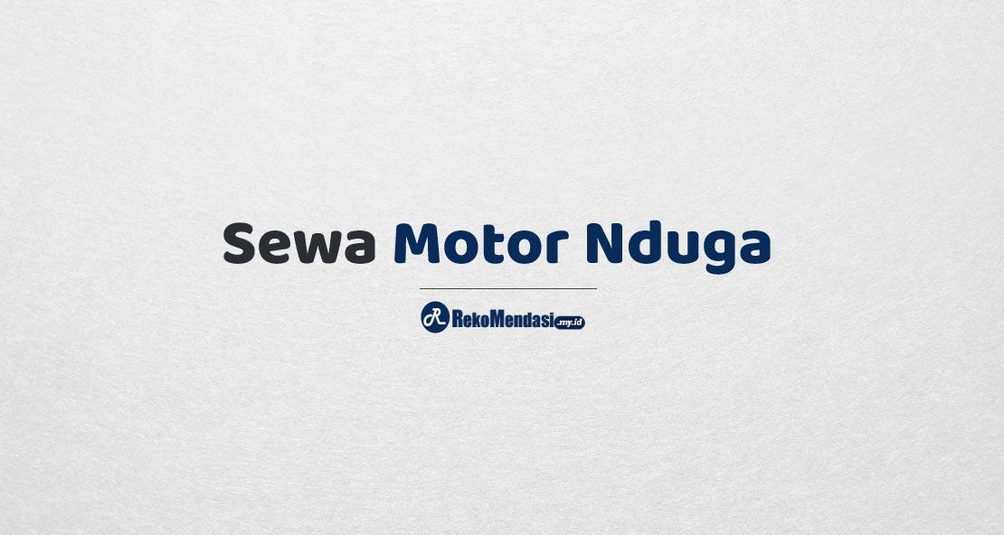 Sewa Motor Nduga