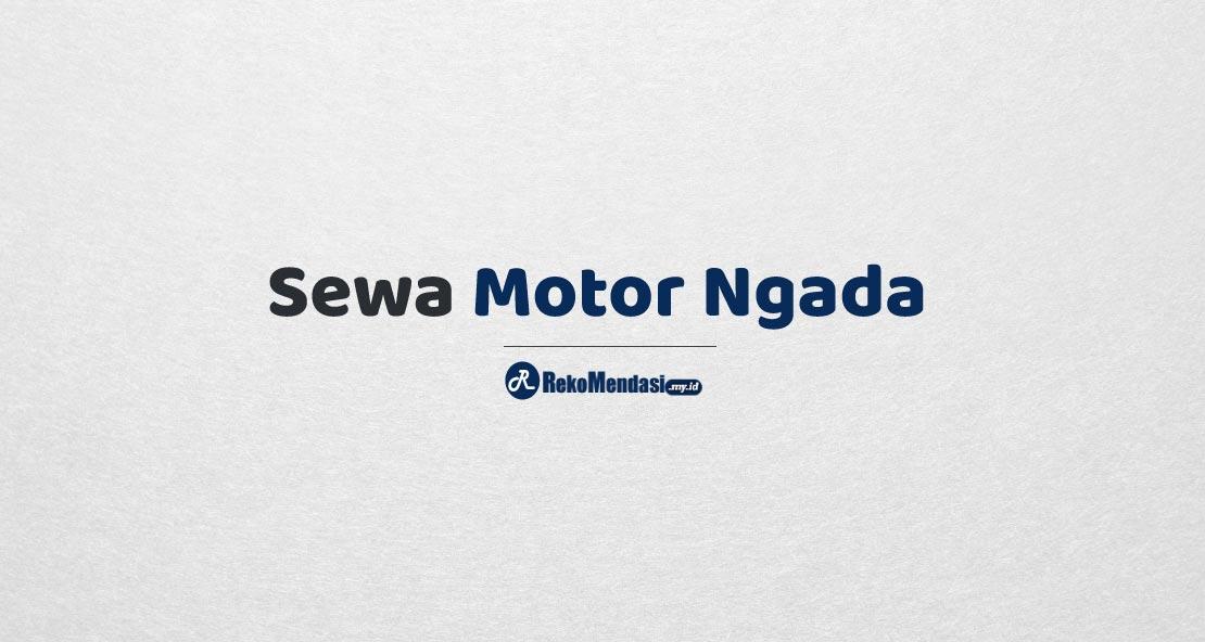 Sewa Motor Ngada