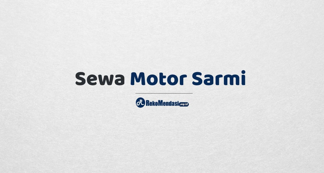 Sewa Motor Sarmi