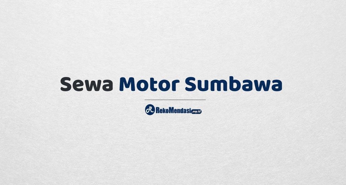 Sewa Motor Sumbawa