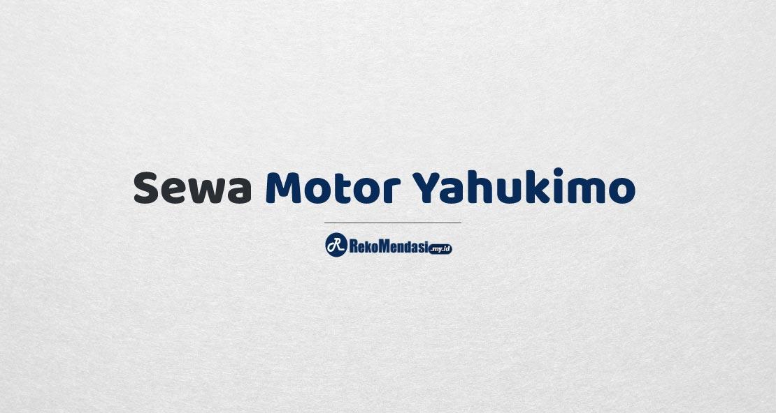 Sewa Motor Yahukimo